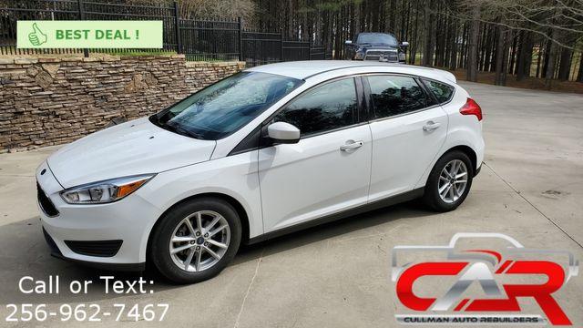 2018 Ford Focus SE Hatchback in Cullman, AL 35055
