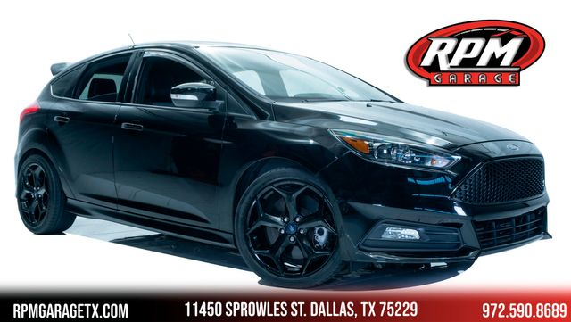 2018 Ford Focus ST with Many Upgrades