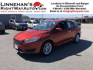 2018 Ford Focus SE in Bangor, ME 04401