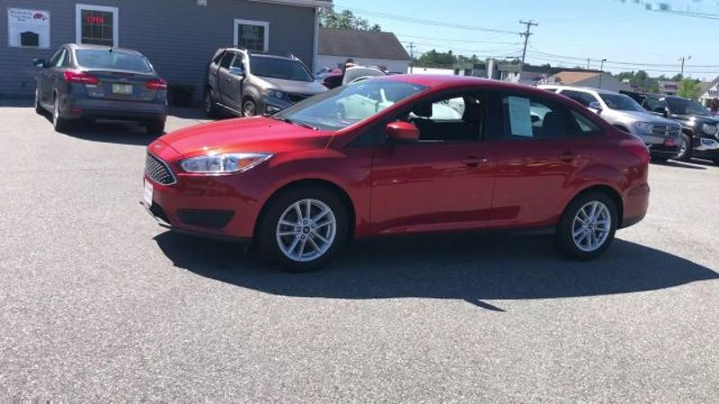 2018 Ford Focus SE  in Bangor, ME
