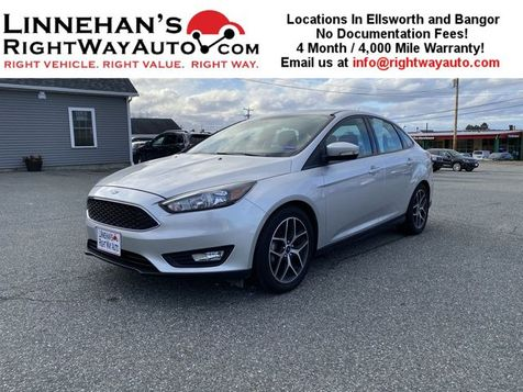 2018 Ford Focus SEL in Bangor