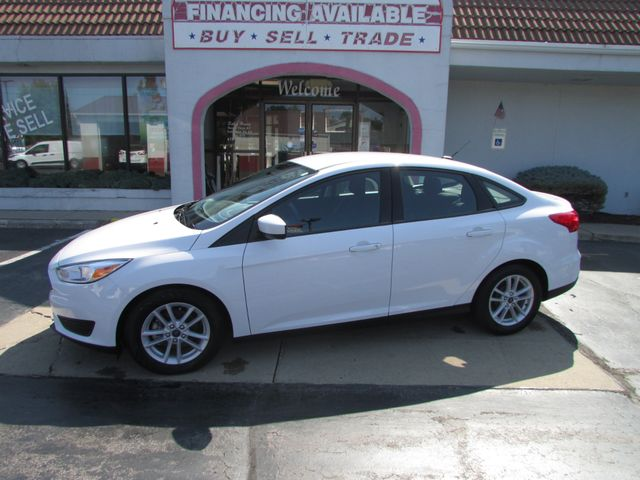 2018 Ford Focus SE *SOLD