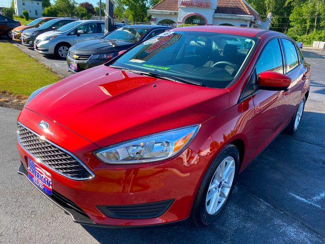 2018 Ford Focus SE in Fremont, OH 43420