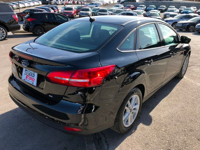 2018 Ford Focus SE Sedan in Gower Missouri, 64454