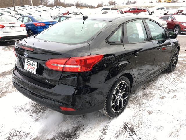 2018 Ford Focus SEL Sedan in Gower Missouri, 64454