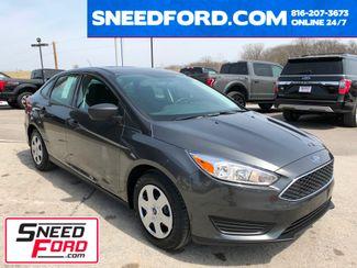2018 Ford Focus S Sedan in Gower Missouri, 64454