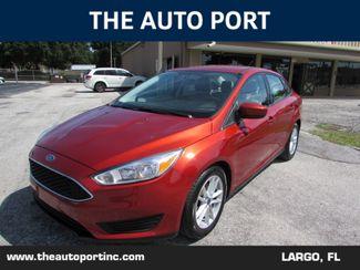 2018 Ford Focus SE in Largo, Florida 33773