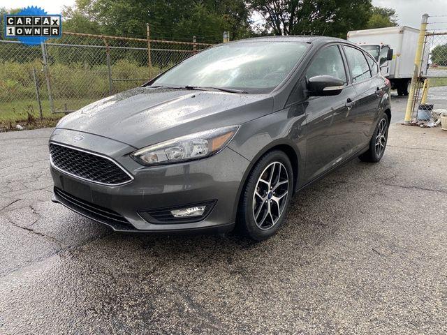 2018 Ford Focus SEL Madison, NC 5