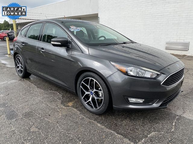 2018 Ford Focus SEL Madison, NC 7