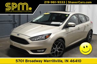 2018 Ford Focus SEL in Merrillville, IN 46410