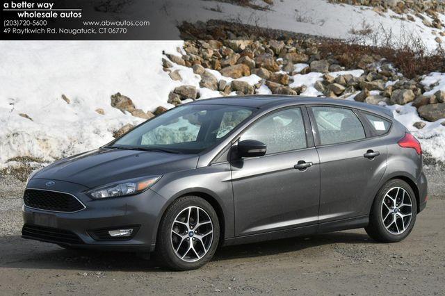 2018 Ford Focus SEL Naugatuck, Connecticut
