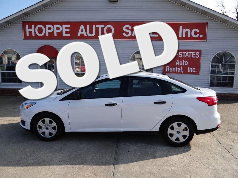 2018 Ford Focus S   Paragould, Arkansas   Hoppe Auto Sales, Inc. in Paragould Arkansas