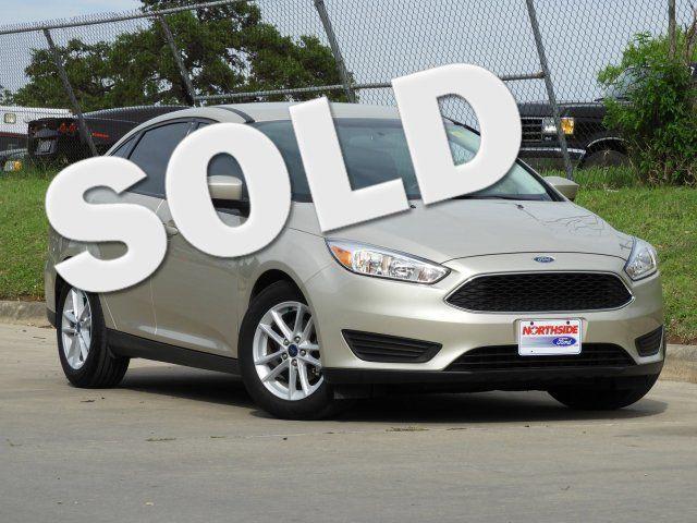 2018 Ford Focus SE   San Antonio, TX   Southside Used in San Antonio TX