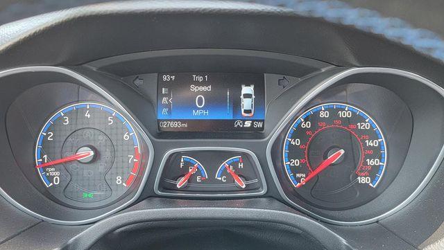 2018 Ford Focus RS Santa Clarita, CA 18
