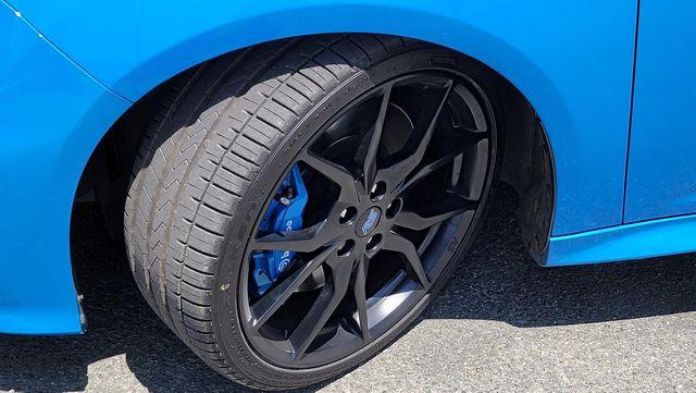 2018 Ford Focus RS Santa Clarita, CA 34