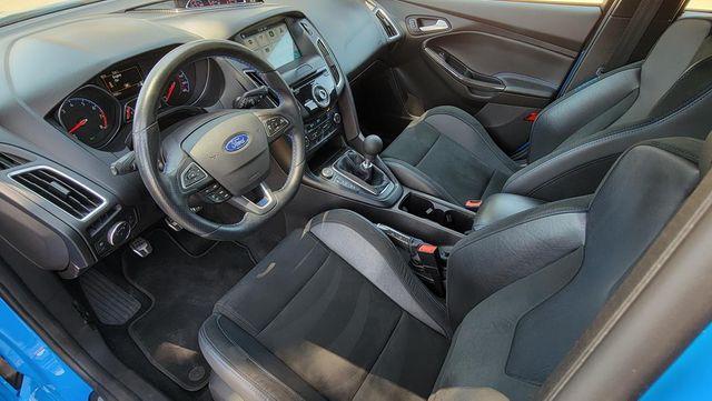 2018 Ford Focus RS Santa Clarita, CA 8