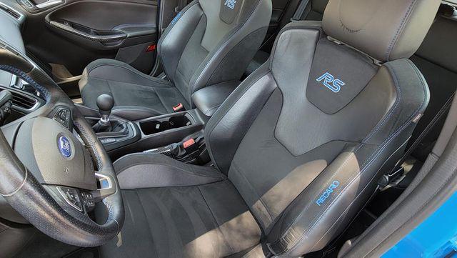 2018 Ford Focus RS Santa Clarita, CA 17