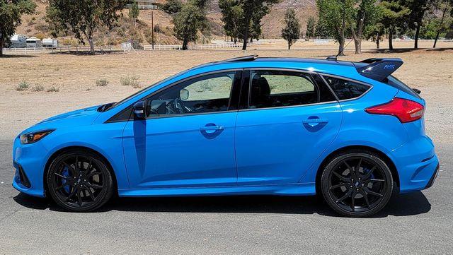 2018 Ford Focus RS Santa Clarita, CA 11
