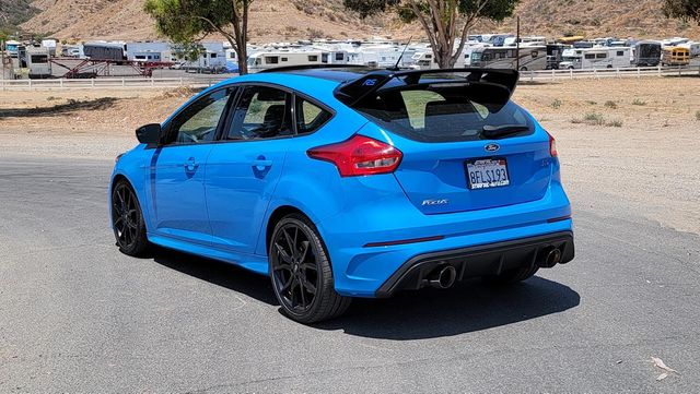 2018 Ford Focus RS Santa Clarita, CA 5