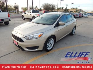 2018 Ford Focus SE in Harlingen, TX 78550
