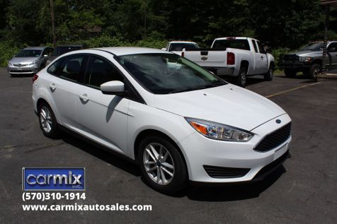 2018 Ford Focus SE in Shavertown