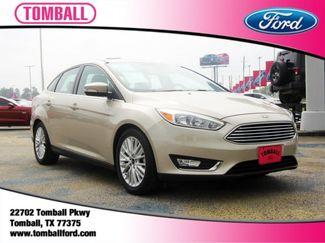 2018 Ford Focus Titanium in Tomball, TX 77375