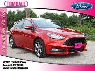 2018 Ford Focus ST in Tomball, TX 77375