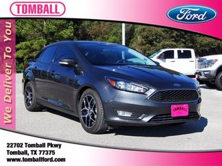 2018 Ford Focus SEL in Tomball, TX 77375