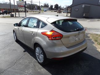 2018 Ford Focus Titanium Warsaw, Missouri 2