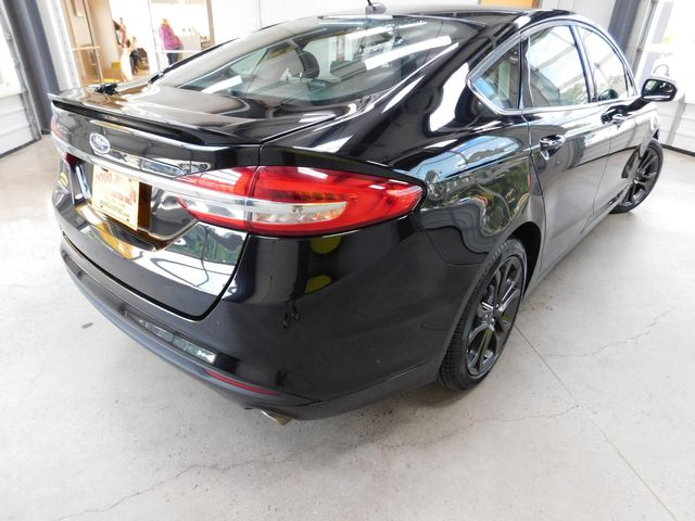 2018 Ford Fusion S in Airport Motor Mile ( Metro Knoxville ), TN 37777