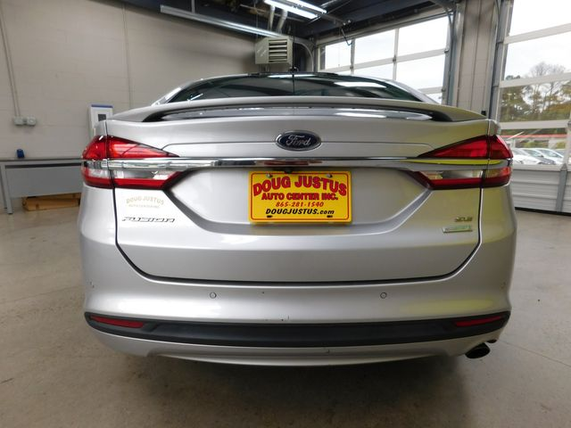 2018 Ford Fusion SE in Airport Motor Mile ( Metro Knoxville ), TN 37777