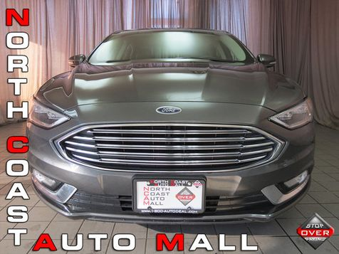 2018 Ford Fusion Titanium AWD in Akron, OH