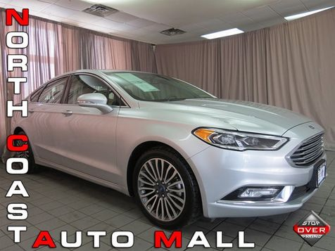 2018 Ford Fusion Titanium in Akron, OH