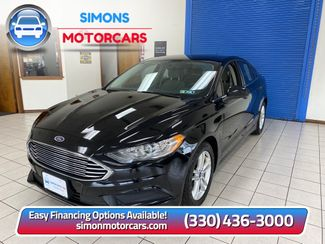 2018 Ford Fusion SE in Akron, OH 44320