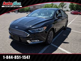 2018 Ford Fusion Titanium in Albuquerque, New Mexico 87109