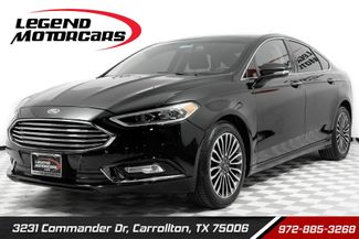 2018 Ford Fusion Titanium in Carrollton, TX 75006