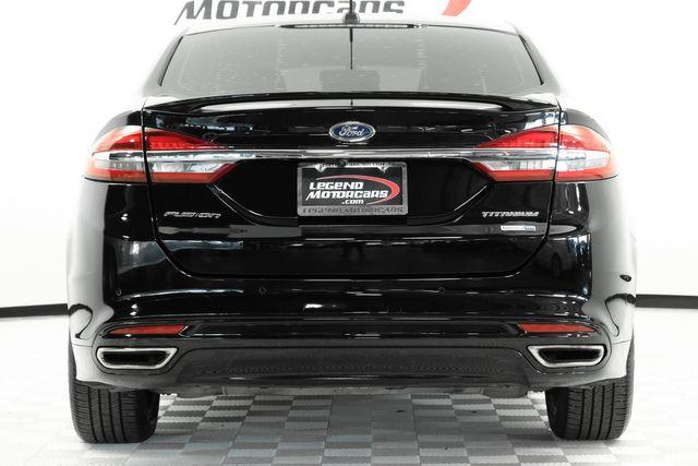 2018 Ford Fusion Titanium in Carrollton, TX 75006