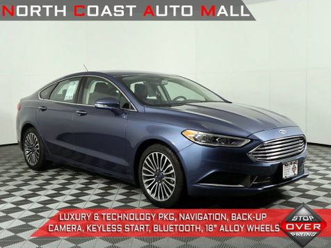 2018 Ford Fusion SE in Cleveland, Ohio