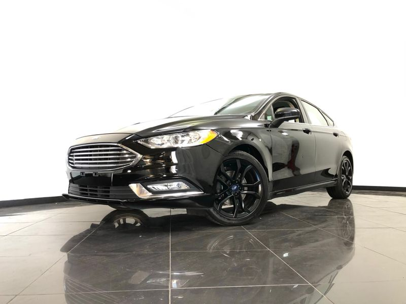 2018 Ford Fusion *Affordable Financing* | The Auto Cave in Dallas