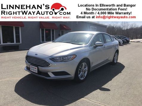 2018 Ford Fusion SE in Bangor