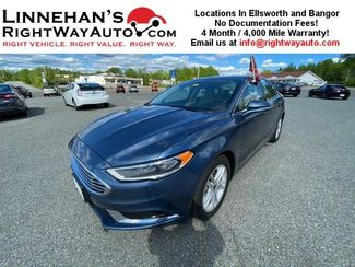 2018 Ford Fusion SE in Bangor, ME 04401