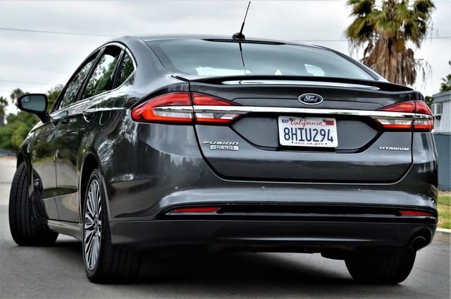 2018 Ford Fusion Energi Titanium in Reseda, CA, CA 91335