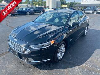 2018 Ford Fusion Energi SE in Richmond, MI 48062