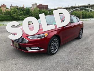 2018 Ford Fusion Titanium Fairmont, West Virginia