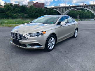 2018 Ford Fusion SE Fairmont, West Virginia