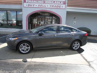 2018 Ford Fusion SE in Fremont, OH 43420