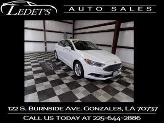 2018 Ford Fusion SE - Ledet's Auto Sales Gonzales_state_zip in Gonzales