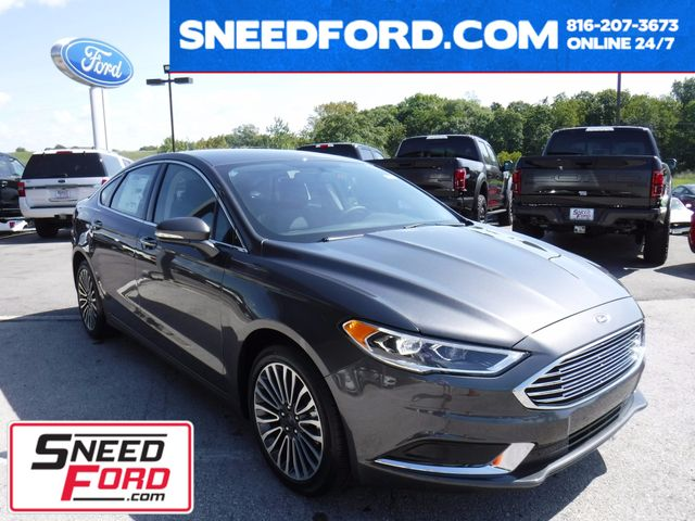 2018 Ford Fusion SE in Gower Missouri, 64454