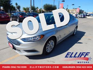 2018 Ford Fusion S in Harlingen TX, 78550