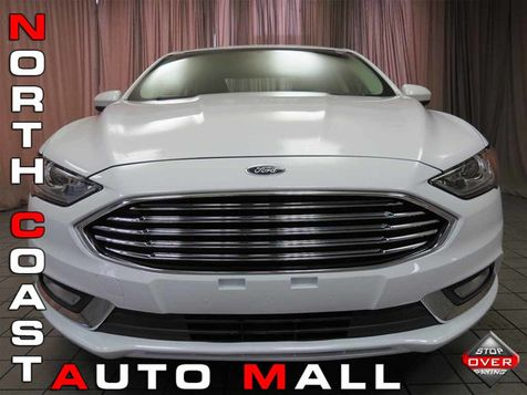 2018 Ford Fusion Hybrid SE in Akron, OH